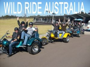 A Wild Ride - Attractions Brisbane