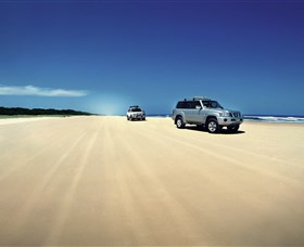 75 Mile Beach - Attractions Brisbane