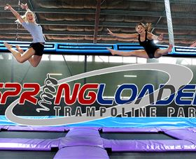 Springloaded Trampoline Park - Attractions Brisbane