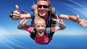 Skydive Oz Canberra - Attractions Brisbane