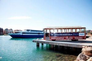 Perth Lunch Cruise including Fremantle Sightseeing Tram Tour - Attractions Brisbane