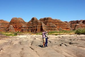 Bungle Bungle Flight Domes  Cathedral Gorge Guided Walk from Kununurra - Attractions Brisbane
